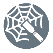 Web Scrape Icon